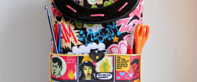 Sewing for Beginners: DIY Sewing Bag Tutorial
