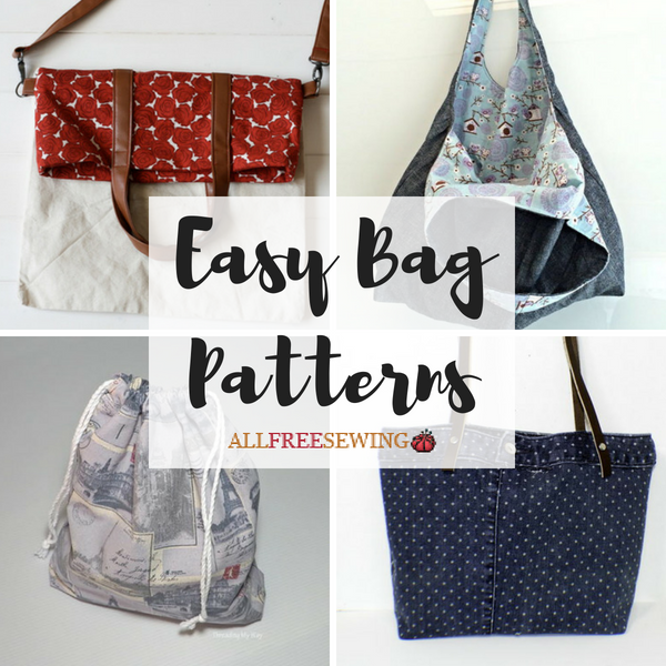 Easy Bag Patterns
