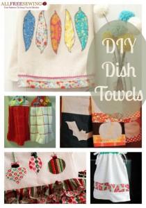 DIY Dish Towel