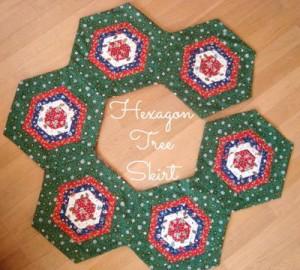 Hexagon Skirt