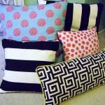 No Sew Pillows