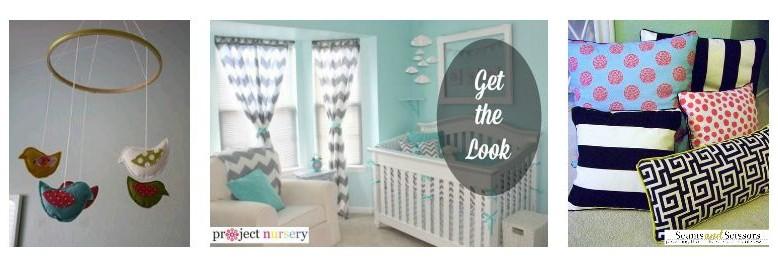 Get the Look! DIY Baby Nursery
