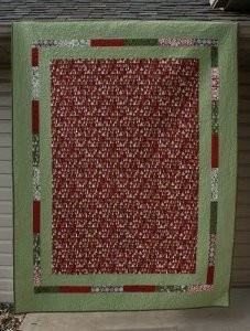 Figgy Pudding Quilt