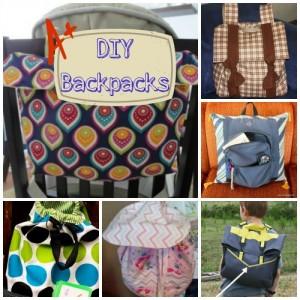 A+ DIY Backpacks