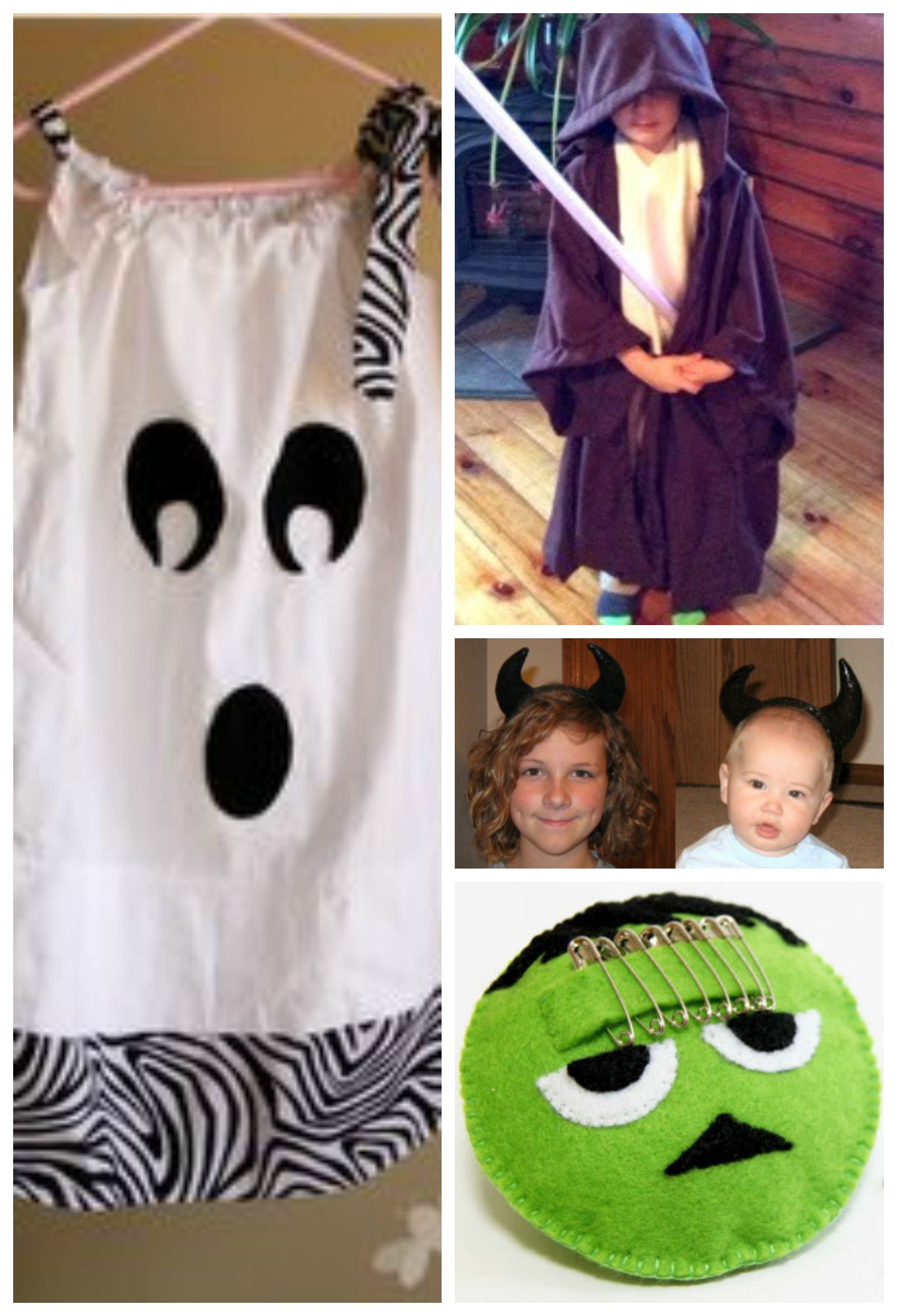Halloween-Collage