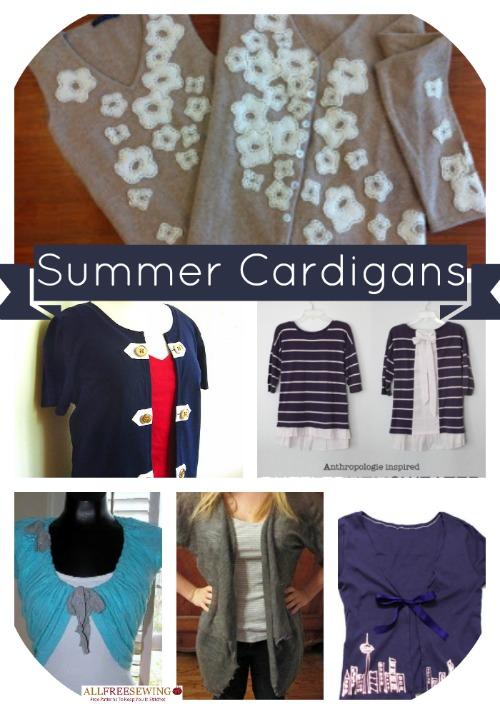 Summer Cardigans