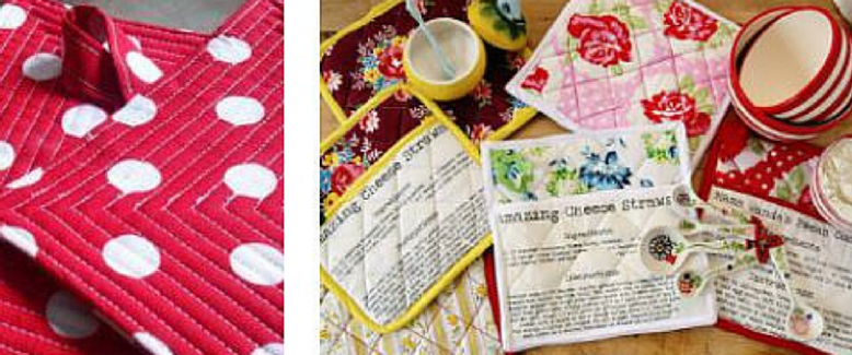Hang onto Your Hotcakes with these DIY Potholders