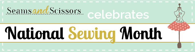 National Sewing Month 2015