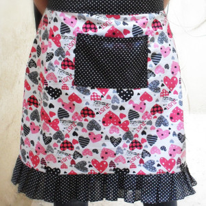 Pocket Apron Pattern
