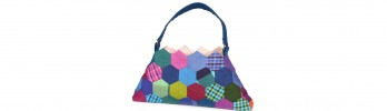 Hexagon Purse from Sizzix