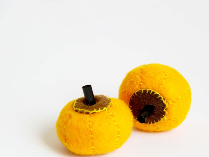 Petite Pumpkin Pattern