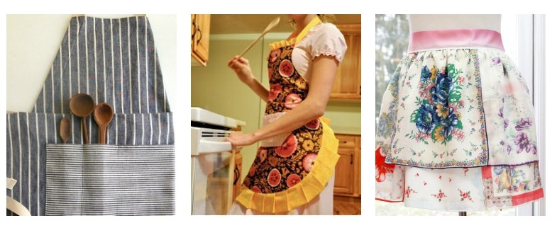 15 Adorable Free Apron Patterns