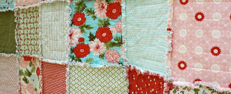 Tips And Tricks Tuesday How To Choose Fabric For Rag Quilts Seams