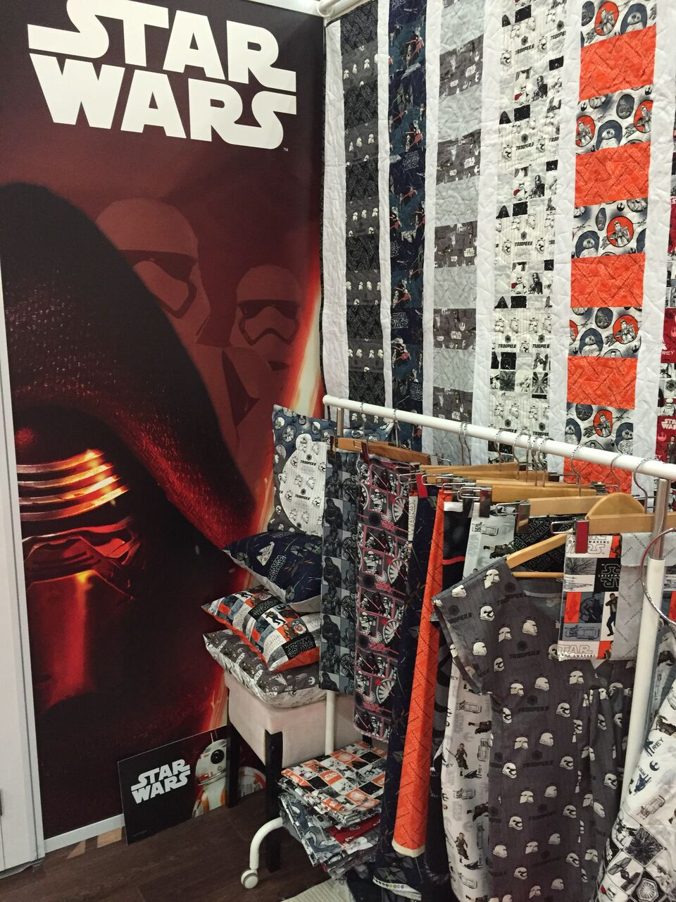 What I Learned at International Quilt Market 2015 - Seams ...