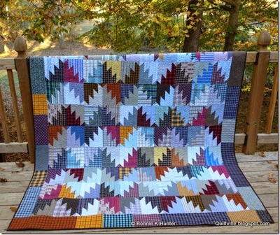 Misty Mountain Quilt Pattern