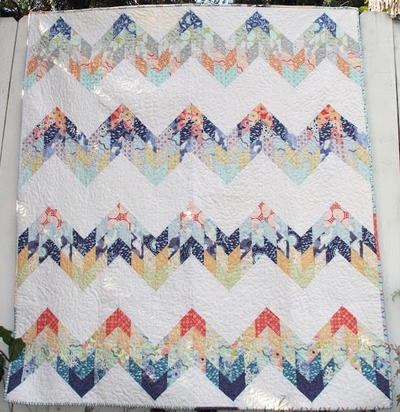 Mountain Quilt Pattern