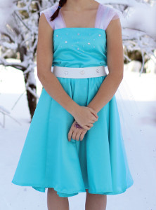 艾尔莎(Elsa)连衣裙