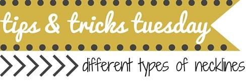 Different Types of Necklines