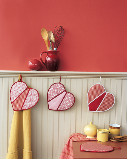 Home Decor Sewing Ideas: Home Is Where The Heart Is: 13 Home Decor Sewing Patterns