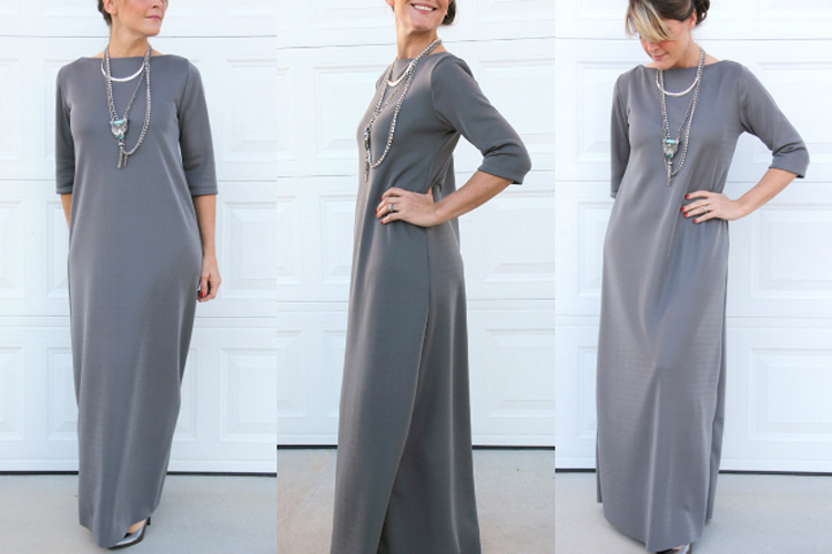 Free Dress Patterns Easy Maxi Dress DIY Seams And Scissors Best Free Dress Patterns For Women