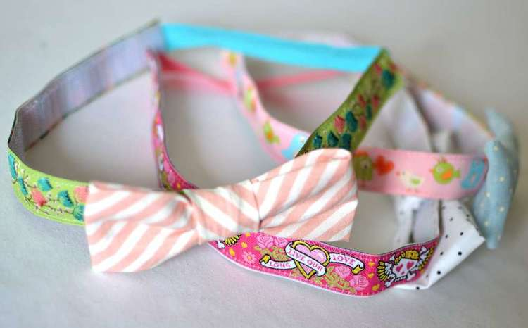 Easy DIY Headbands