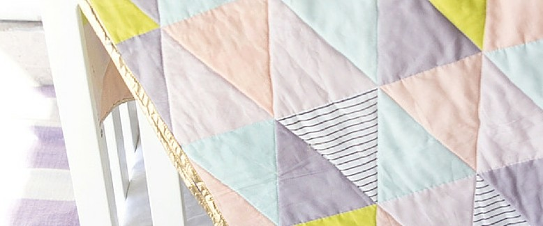 Oh Baby! 14 Bright Baby Quilts for Spring