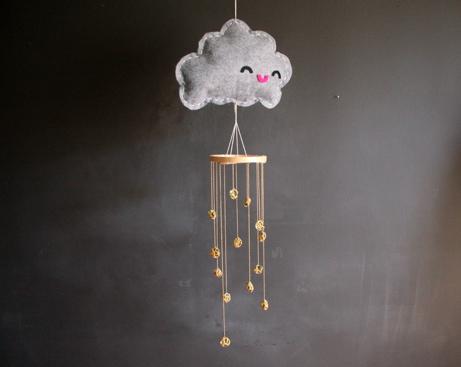 Happy Cloud DIY Mobile