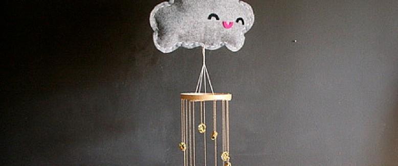 Happy Raincloud Mobile