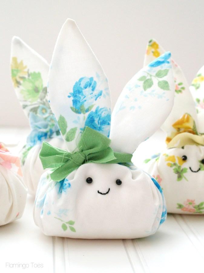 Tiny Bunny Sachets