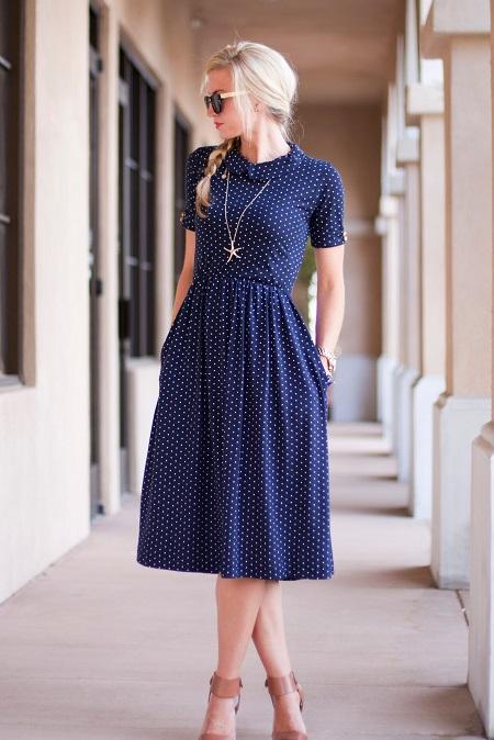 Day Date Dress
