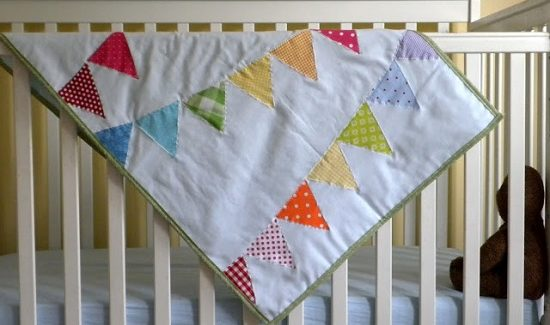 Kaleidoscope Colors: 19 Free Rainbow Quilt Patterns