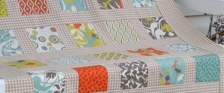 17 Outdoorable Quilt Patterns for Picnics
