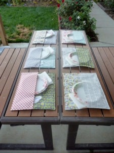 Patio Placemats