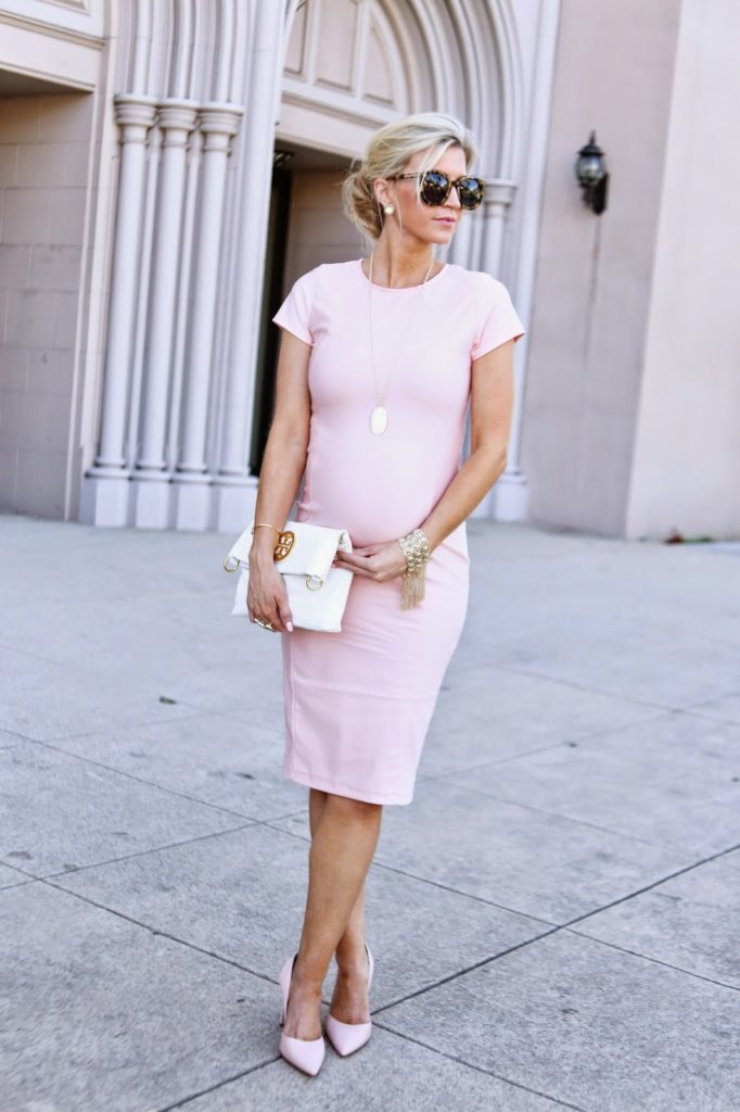 Blush Dress 7