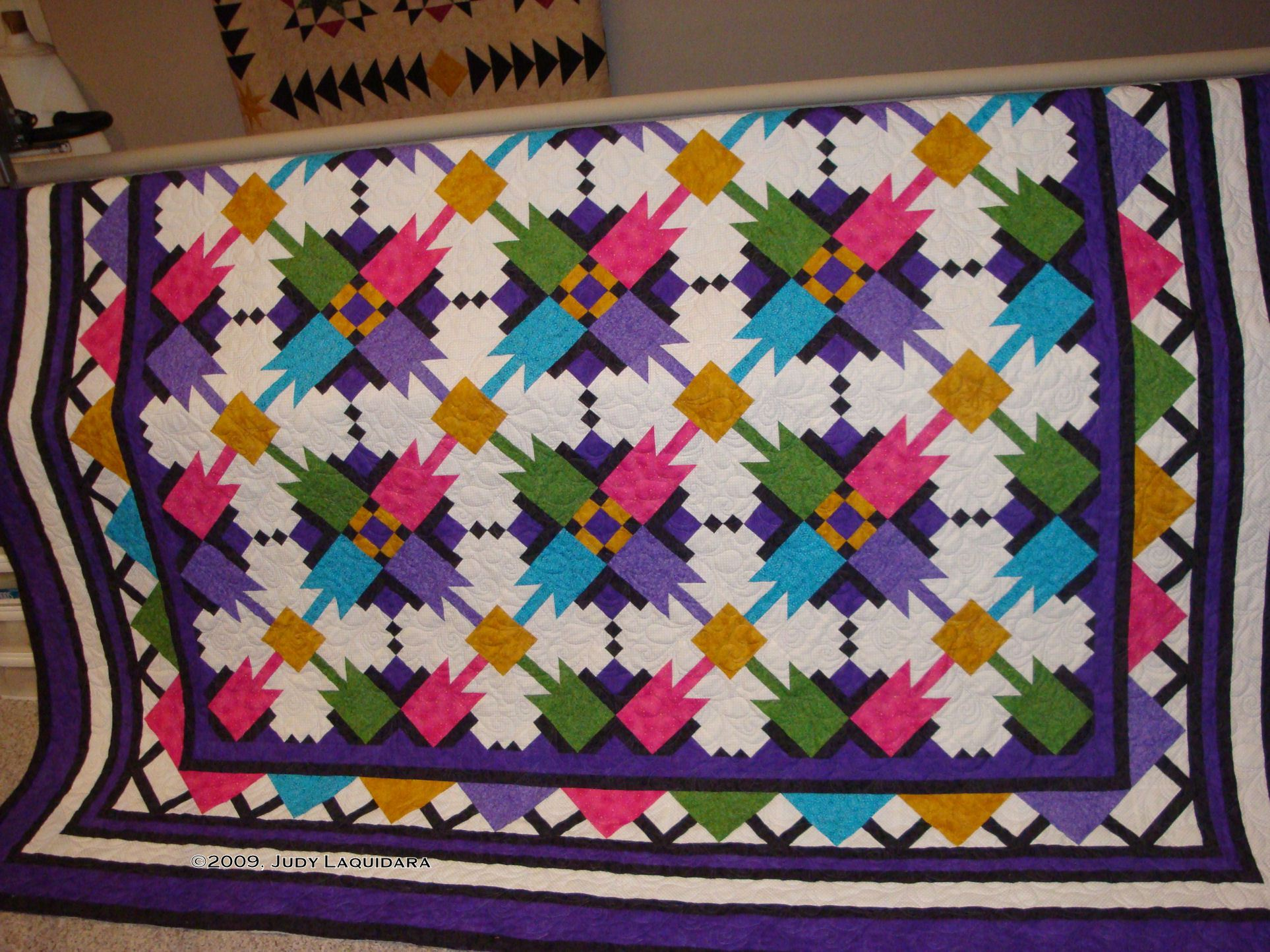 A Guide To Quilt Sizes 26 Quilt Patterns Seams And Scissors