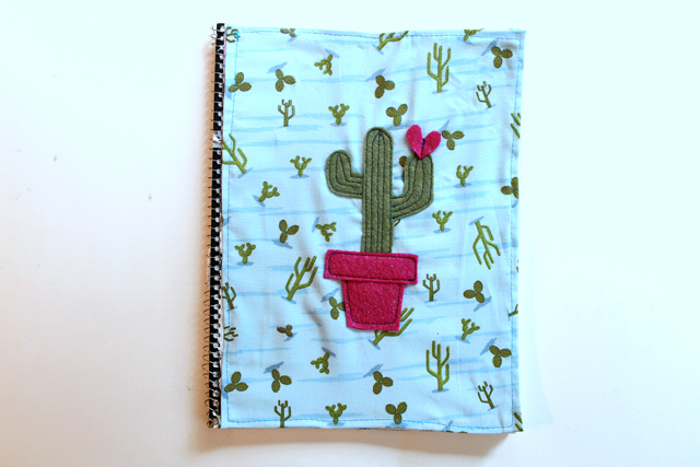 diy fabric notebook cover (8)