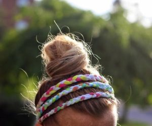 Braided-Wrapped-and-Knotted-Tie-Dye-T-shirt-Headbands