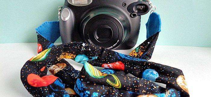 DIY: Fabric Camera Strap