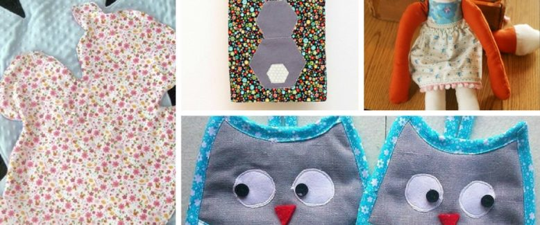 20 Sewing Patterns for a Woodland Critter Wonderland