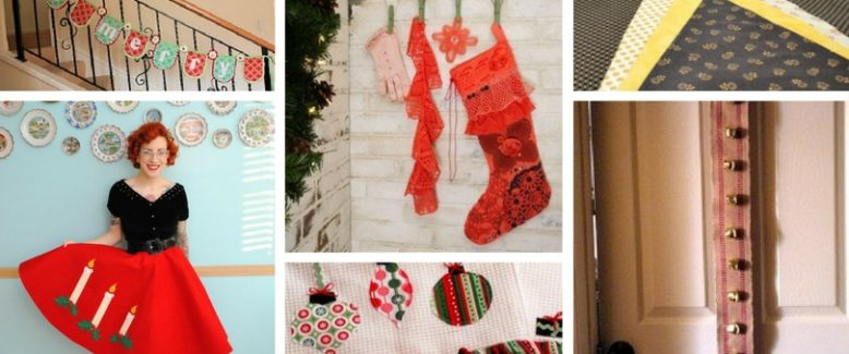 8 Retro Patterns for Christmas You Have to Make!