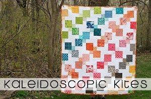 Kaleidoscope Kites Quilt