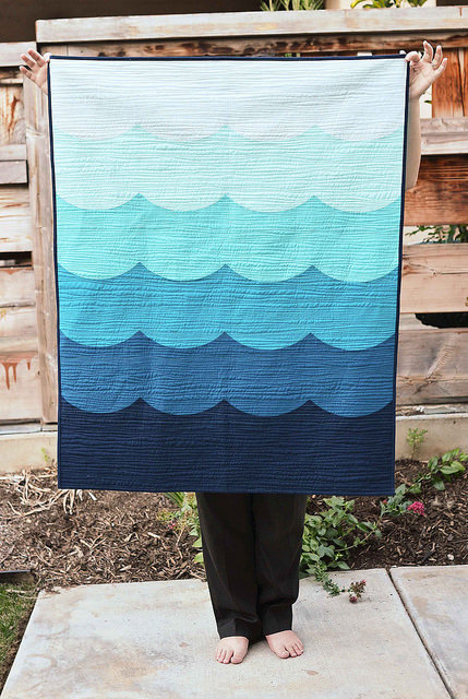 Lake Michigan Quilt