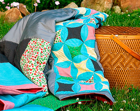 Church Picnic Quilt