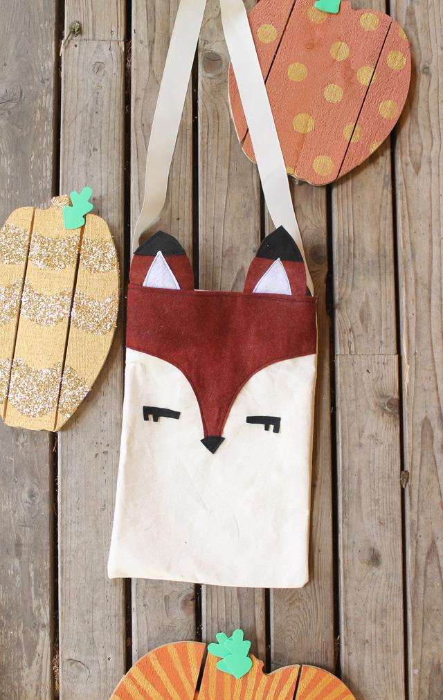 fox totebag