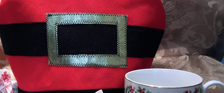 Reversible Holiday Teapot Cozy