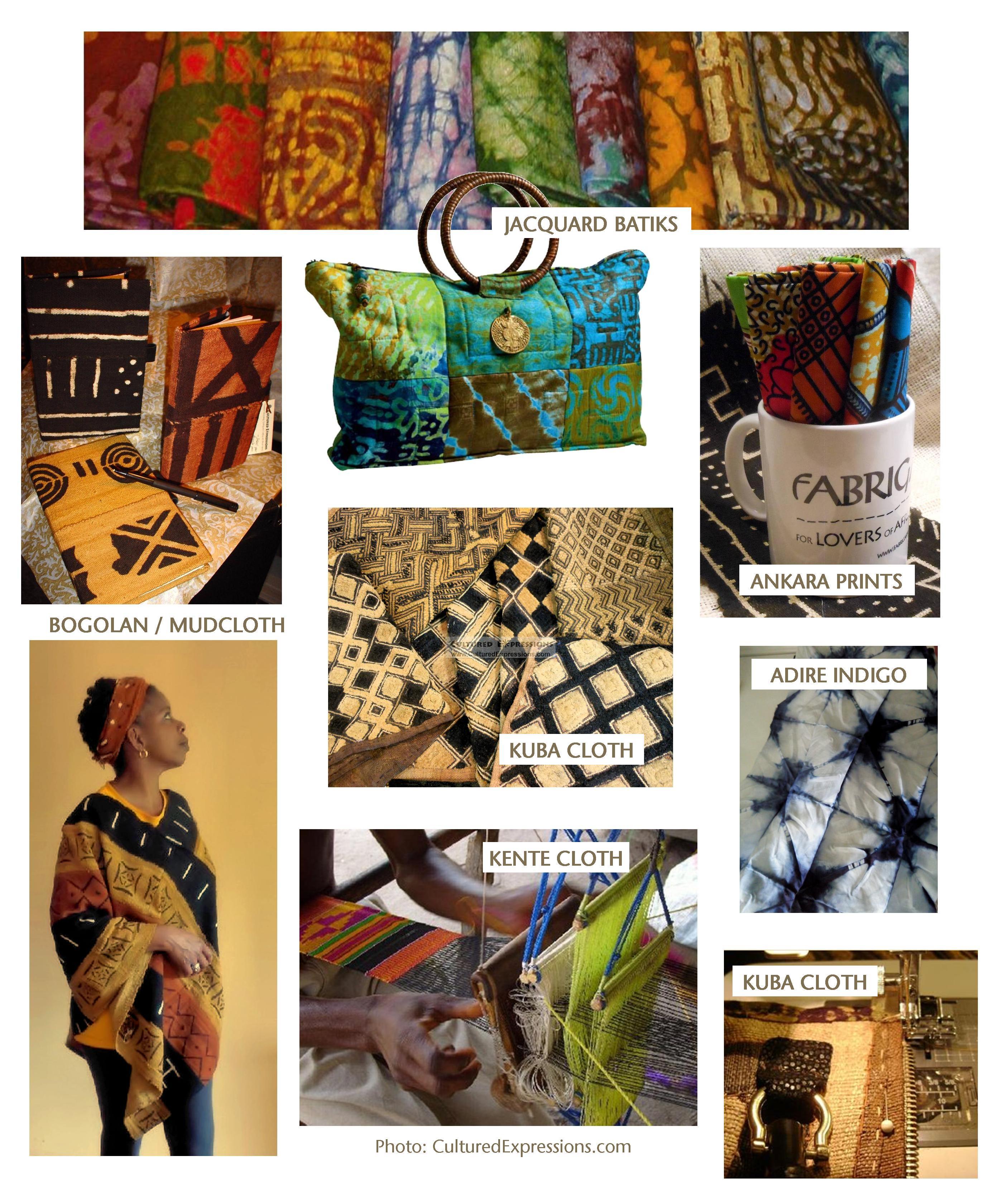 AFM-Collage