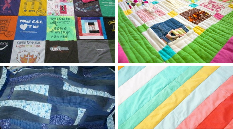 The Thrifty Quilter 13 Quilts From Recycled Materials
