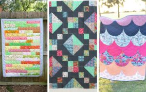 23 Baby Quilts for Your New Grandbaby