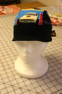 Made by me Do-rag front view