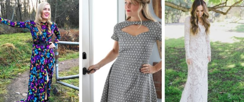 14 Red Carpet Worthy Special Occasion Sewing Patterns